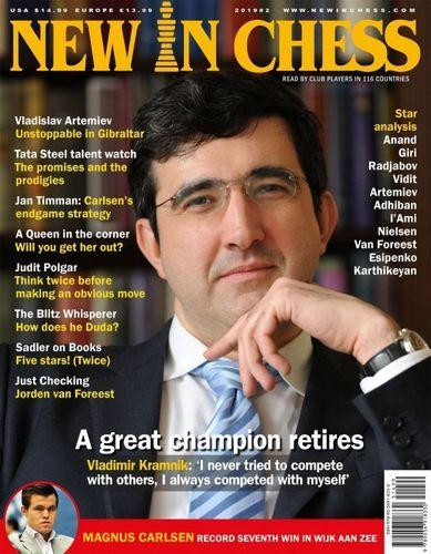 New In Chess Magazine 2019-2