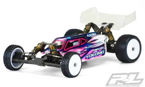 Pro-Line Elite Karosserie klar Regular Weight für Yokomo YZ-2