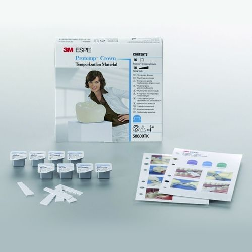 Protemp Crown - Trial Kit