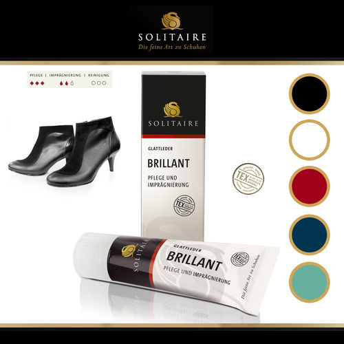Solitaire - Brillant Creme