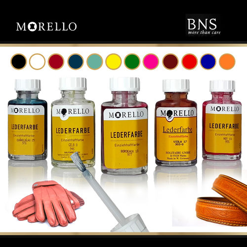 Morello - Lederfarbe 40 ml