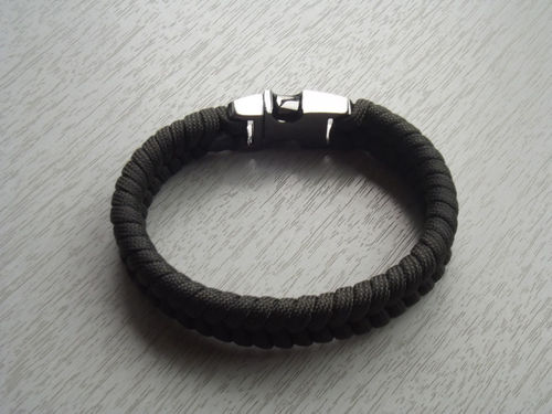 PARACORD BLACK FISH