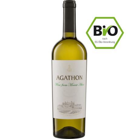 AGATHON Weiß WINE FROM MOUNT ATHOS