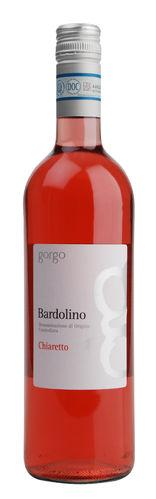 GORGO BARDOLINO CHIARETTO 2016