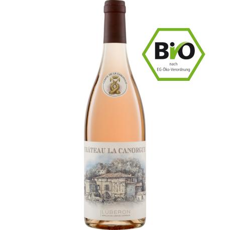 Chateau la Canorgue Luberon Rose 2016