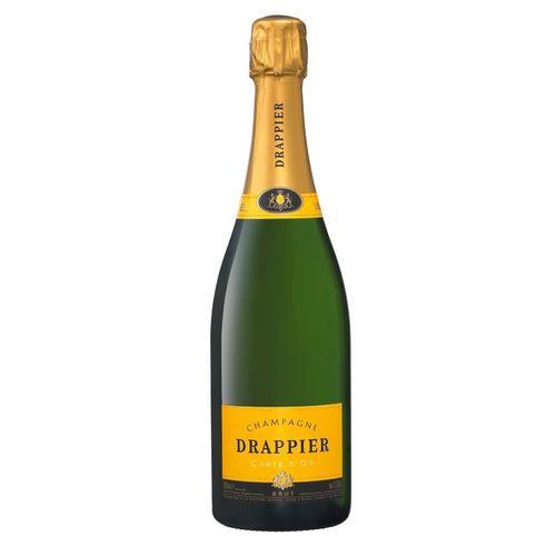DRAPPIER CHAMP BRUT 0,375l