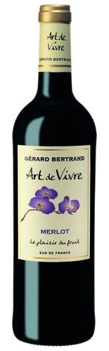 ART DE VIVRE MERLOT GERARD BERTRAND