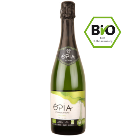 Opia Chardonnay Effervescent Alkoholfrei