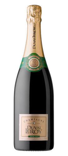 Champagne Duval-Leroy Demi Sec