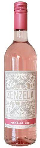 Zenzela Pinotage Rose