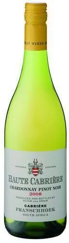 Cabriere Chardonnay/ Pinot Noir