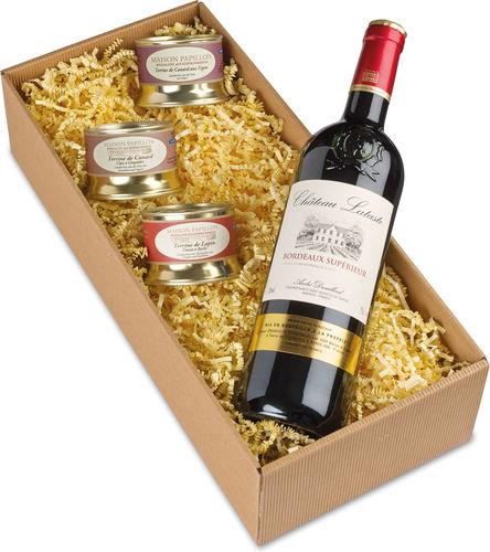 GESCHENK Bordeaux & Co. 810.406