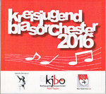 CD: Kreisjugendblasorchester 2016