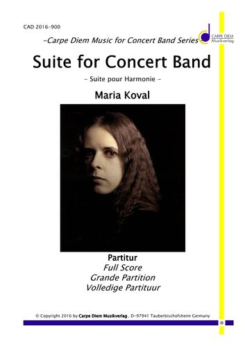 Suite for Concert Band