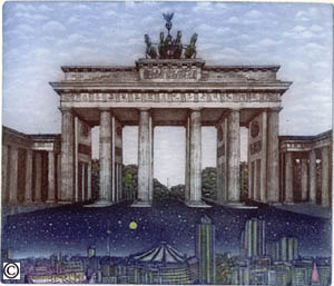H18 - Berlin Brandenburger Tor