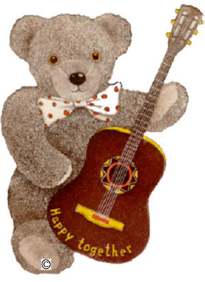 C1 - Teddy Guitarr