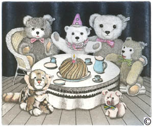 C8 - Teddys Party