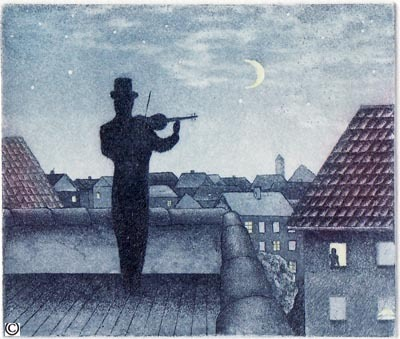 16. Fiedler on the Roof