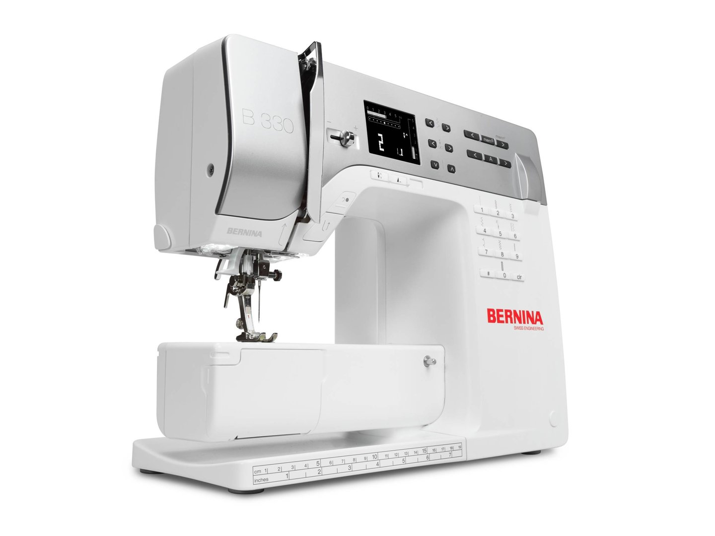 BERNINA 330 Nähmaschine