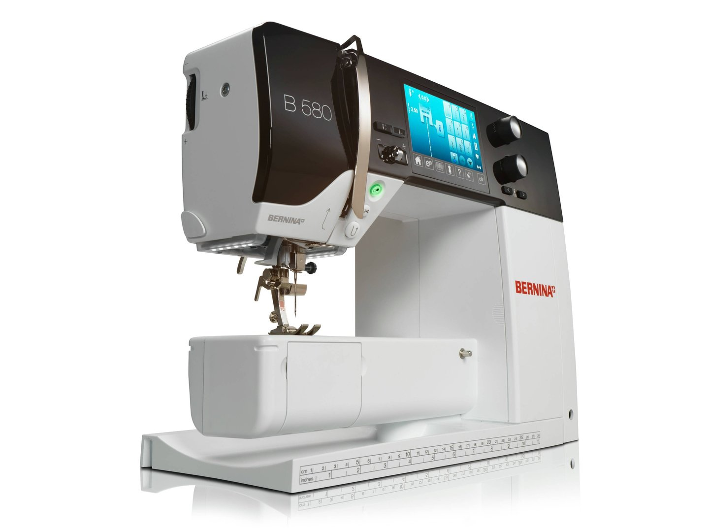 BERNINA B 580 Nähmaschine