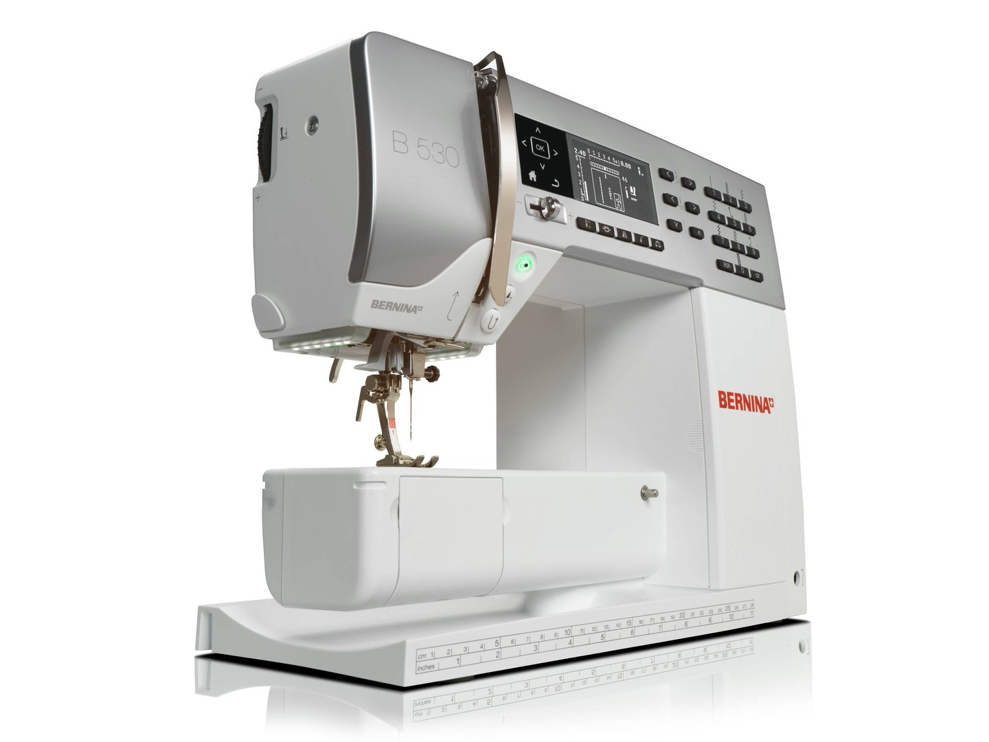 BERNINA B 530 Nähmaschine