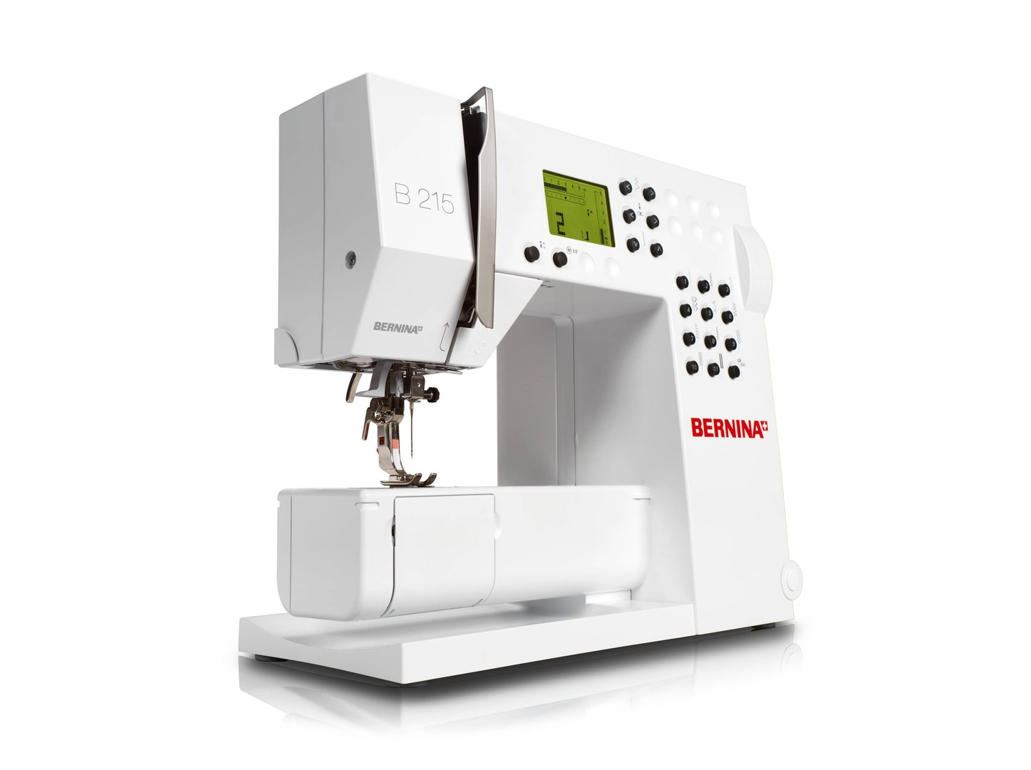 BERNINA B 215 Nähmaschine