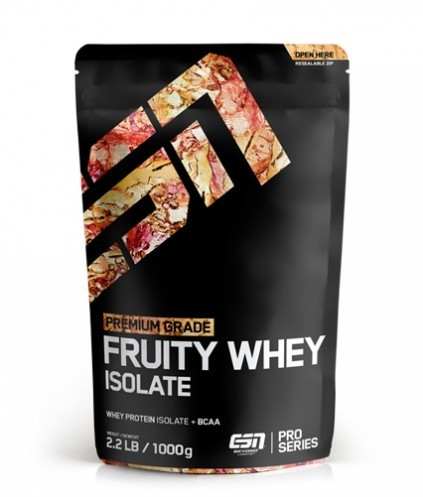 ESN Fruity Whey Isolate Protein 1kg