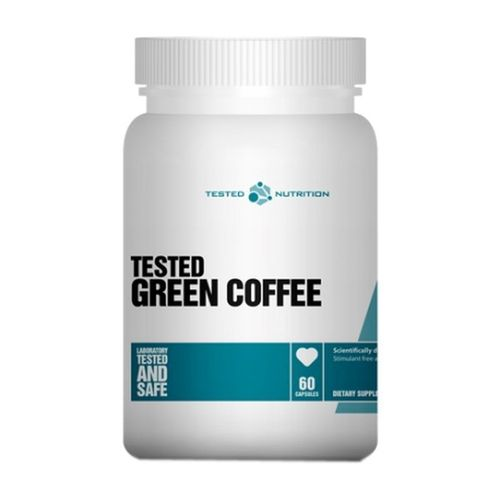 Tested Green Coffee 60 Kapsel