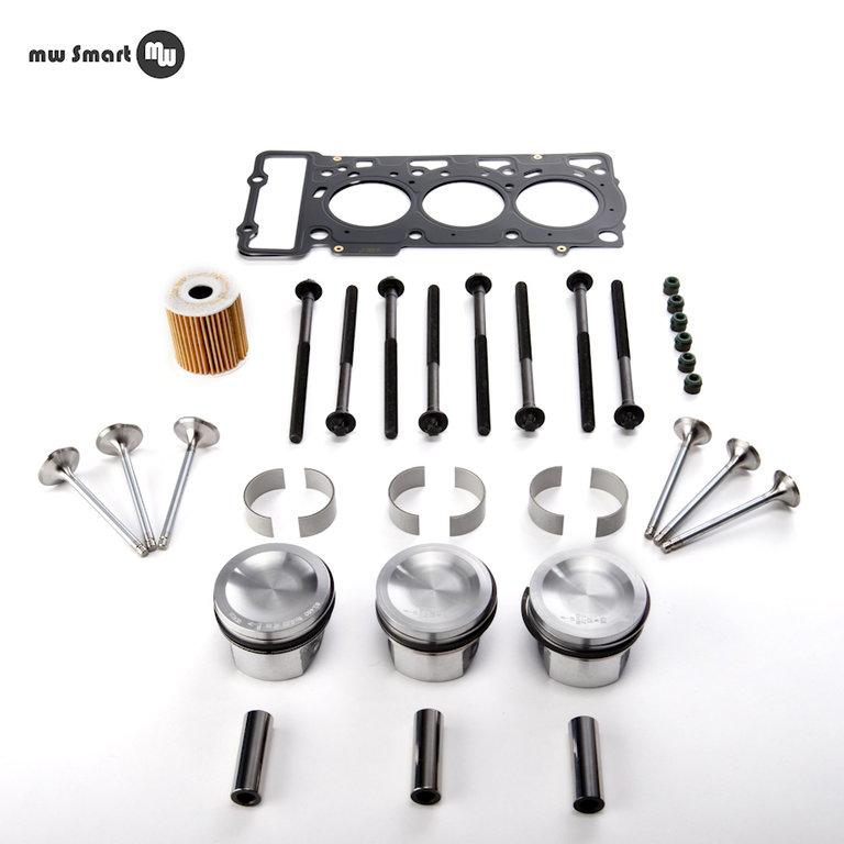 motor berholungs kit smart fortwo 450 roadster 452 45 kw. Black Bedroom Furniture Sets. Home Design Ideas