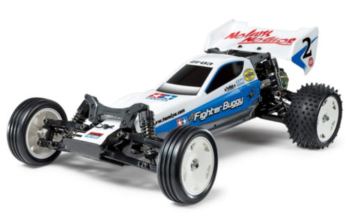 Tamiya Neo Fighter DT-03 58587