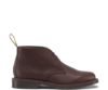DR. MARTENS SAWYER DARK BROWN / BRUN FONCE GREASY
