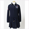 La Martina Girls navy Polo Dress