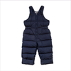 Il Gufo Dark Blue Down Padded Salopettes