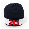 Catya Boys Navy Blue Knitted Hat