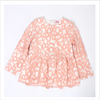 Il Gufo Pink Tulle Embroidered Blouse