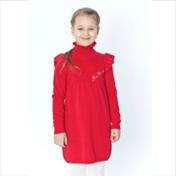 Miss Blumarine festliches Kleid rot