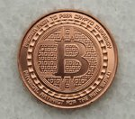 BITCOIN - ANONYMOUS MINT HEAD - Crypto Currency
