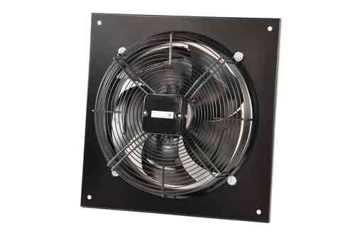 Axial fan, 350mm diameter, Type S, 380V, suction, J, 00153