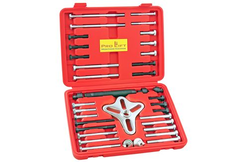 Universal puller set, gear puller, 12 sets, screws, 00142