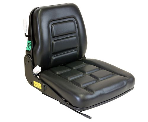 Forklift seat, truck seat, machinery seat, 00379