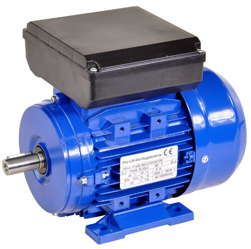 1.1kW electric motor 230V, 2810rpm, B3, 00388