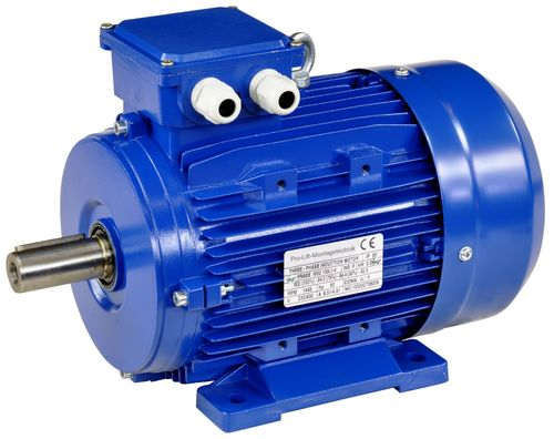 2.2kW electric motor 380V, 1445rpm, B3, 00405
