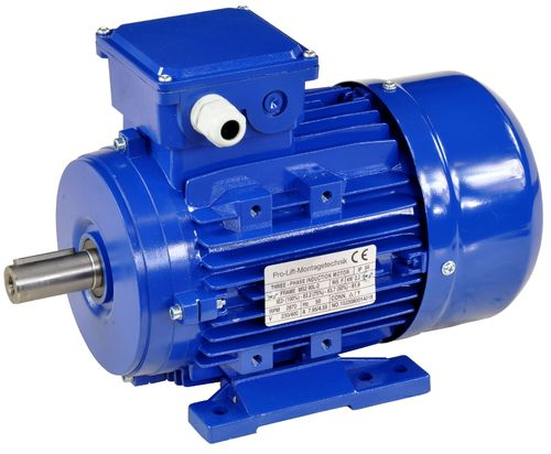 2.2kW electric motor 380V, 2870rpm, B3, 00406