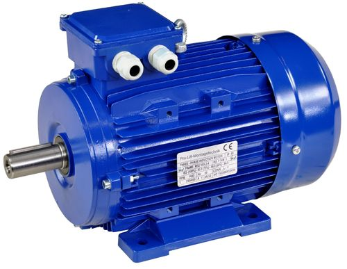 3kW electric motor 380V, 1440rpm, B3, 00407