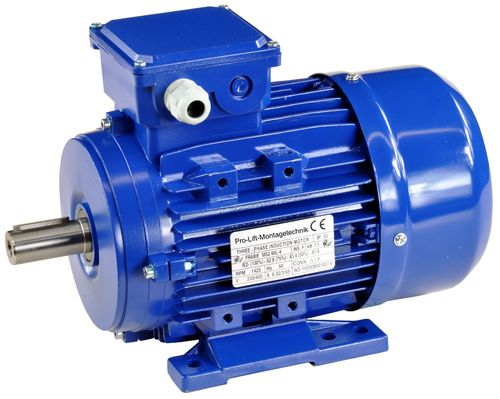 1.5kW electric motor 380V, 1425rpm, B3, 00403