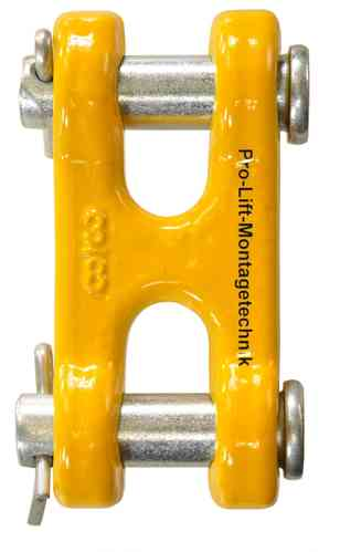 "3/8"" chain link, 2000kg, bolt diameter 11.6mm, SL-48, 00657"