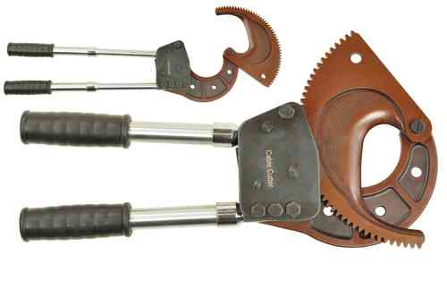 Ratchet cable cutter, max. diameter 95mm, TCR-101, 00766