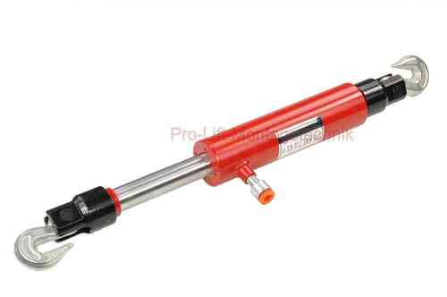 10t pull back ram, hydraulic cylinder with chain hook T, 00903