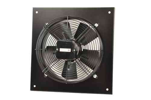 Axial fan, 300mm diameter, design S, suction, 380V, 01041