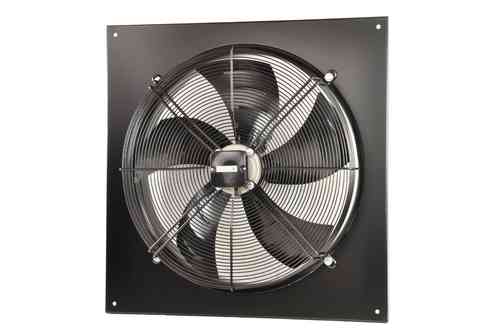 Axial fan, 600mm diameter, design S, 380V, suction, 01051